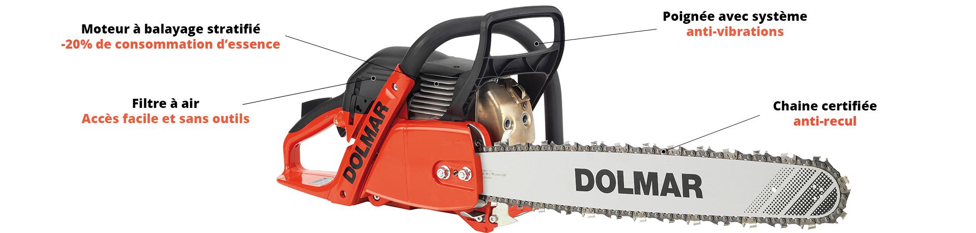 Dolmar - PS6100